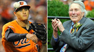 Manny and Brooks: Orioles third basemen present and past