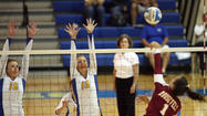 Photo Gallery: CHS Volleyball 9/29