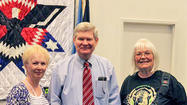 Meeting with U.S. Sen. Tim Johnson