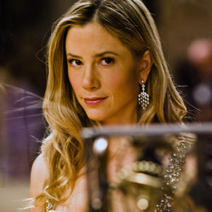 HEROINE: Mira Sorvino stars as the girly, tough archaeologist Tess Chaykin, who's on the adventure of her life.
