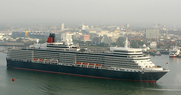Photos: Cunard
