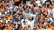 Orioles have best attendance at Camden Yards since 2007