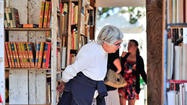 Book lovers descend on annual city festival