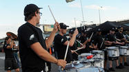PICTURES: Eagles fans pre-game tailgating