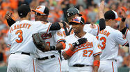 Orioles clinch playoff berth for first time since 1997