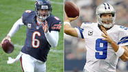 Cutler, Romo not exactly mirror images