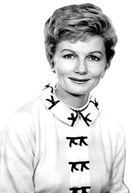"Actress Barbara Billingsley played June Cleaver  on TV's ""Leave It to Beaver"" from 1957 to 1963."