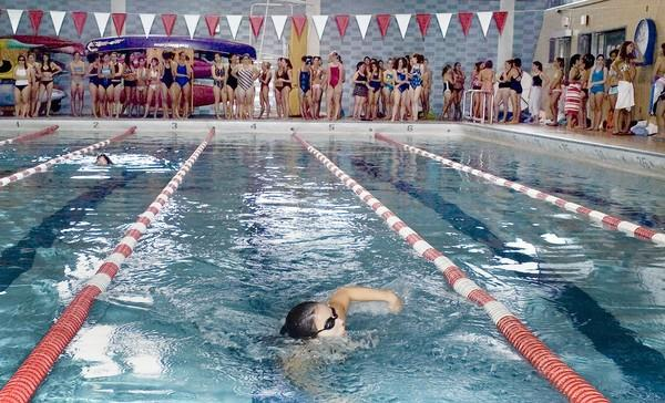 Students at Cornell University in Ithaca, N.Y., have been required to pass a swimming test since the early 1900s.