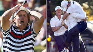 If the most epic Ryder Cup collapse ever ended at 5:09 p.m. Sunday at Medinah when Team Europe golfer Martin Kaymer sank a 6-foot putt on the 18th hole, it started in earnest about two hours earlier.