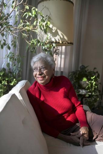 Ann Hawkins' father built a home in Idlewild, Mich., in 1926, the same year she was born. Her family still spends time in the resort town.
