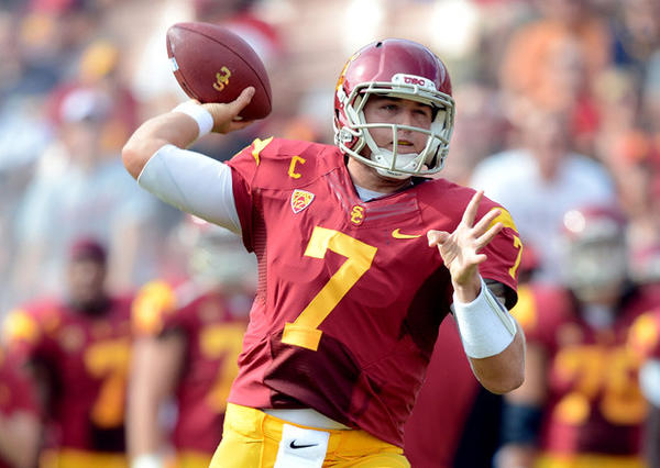Matt Barkley and USC look to rediscover big plays in the passing game.