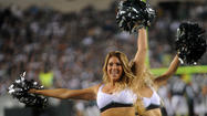 PICTURES: Eagles fans and cheerleaders
