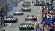IndyCar announced Sunday night that it will return to Baltimore for a third year.