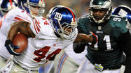 GAME DAY PICTURES: Eagles vs. Giants