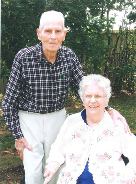 Bill and Wanda Beckner