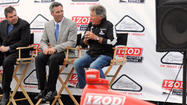 Indy Car Racing Returns to Pocono Raceway.