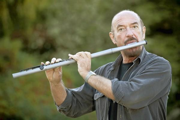 Ian Anderson plays Mohegan Sun Oct. 4.