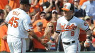 Baltimore Orioles home finale on MASN up 94 percent over last year