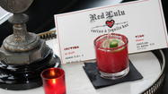 <strong>Diablo Margarita found at Red Lulu Cocina & Tequila Bar </strong>