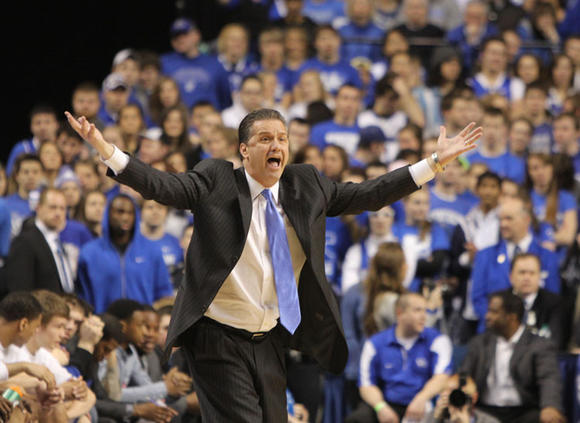 Coach John Calipari