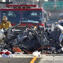 Double fatal on 10 Freeway caused by wrong-way driver