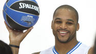 Pictures:  2012 Orlando Magic Media Day