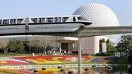 Epcot marks 30<sup>t</sup><sup>h</sup> birthday