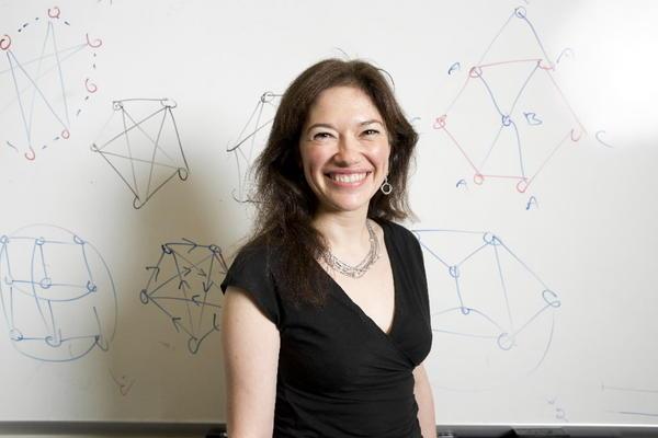 Maria Chudnovsky, 35, wins the MacArthur 'genius grant' award
