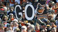 Fans make the trek to Florida to support the Orioles