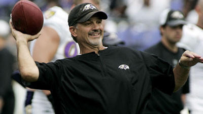 Ravens hit hard by Pagano's leukemia diagnosis