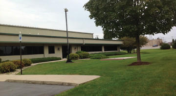 The former EZ Dumper property at Clayton Avenue and Ninth Street in Wayynesboro, Pa., is being leased by a company that purchashed Wayne Tool Co. and is relocating it here.