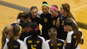 Northwest Volleyball: Team First