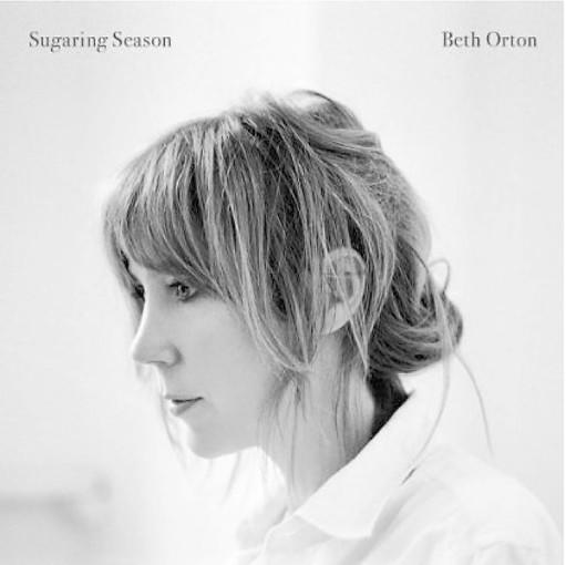 "The album cover for Beth Orton's newest release, ""Sugaring Season."""