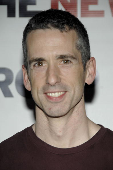 Journalist, author and sex-advice columnist Dan Savage turns 47 today.