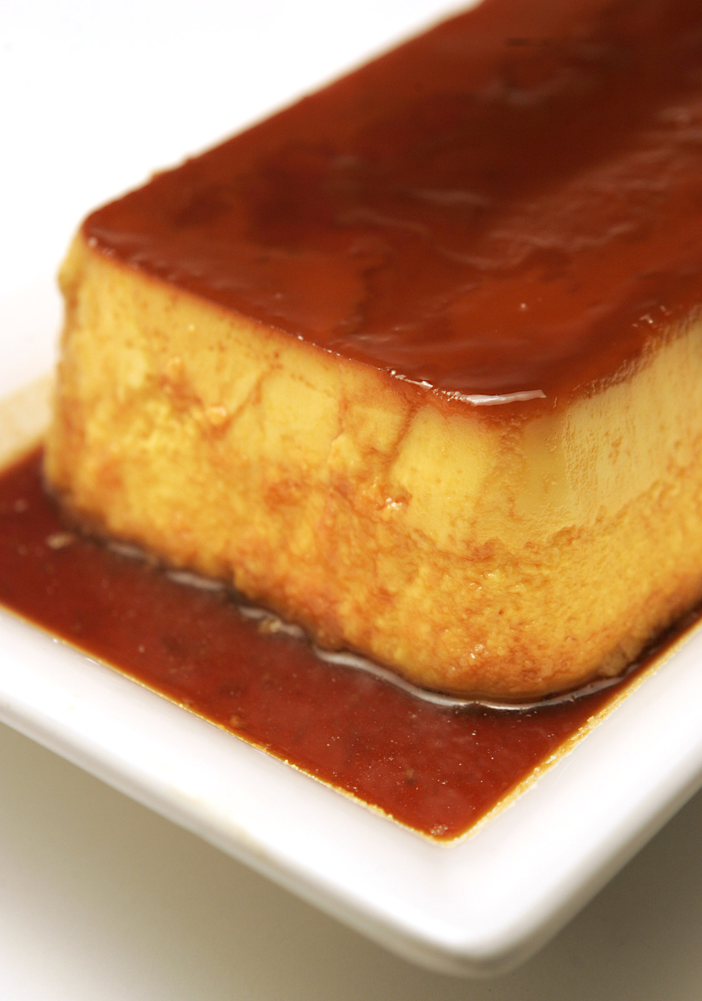 Photos: 97 great Thanksgiving recipes - Kabocha squash creme caramel