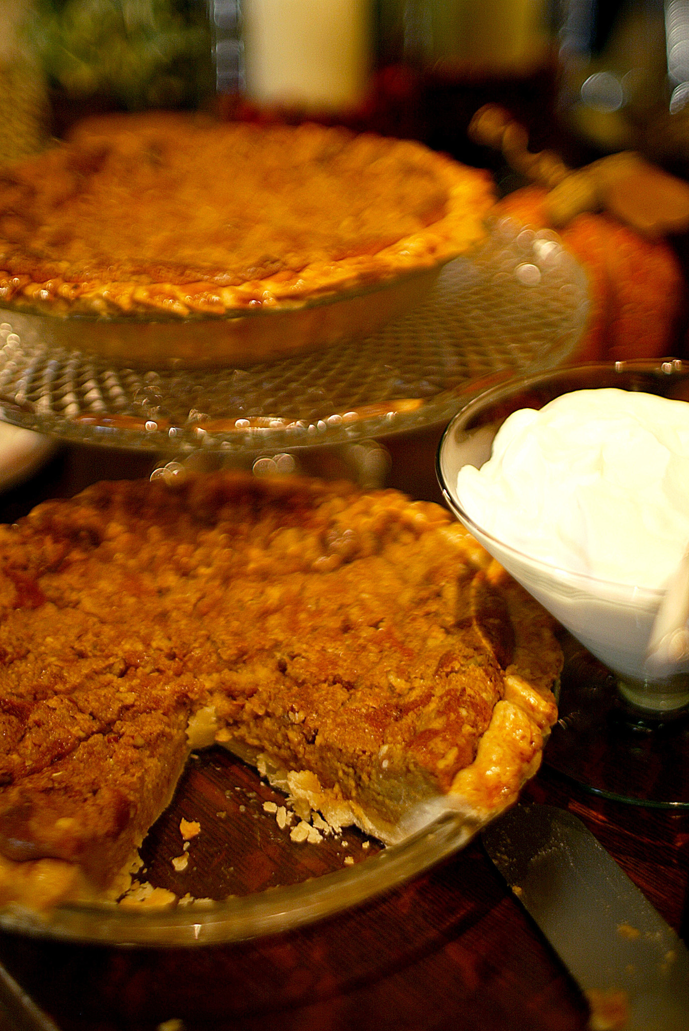 Photos: 97 great Thanksgiving recipes - Sweet potato pie with pecan streusel
