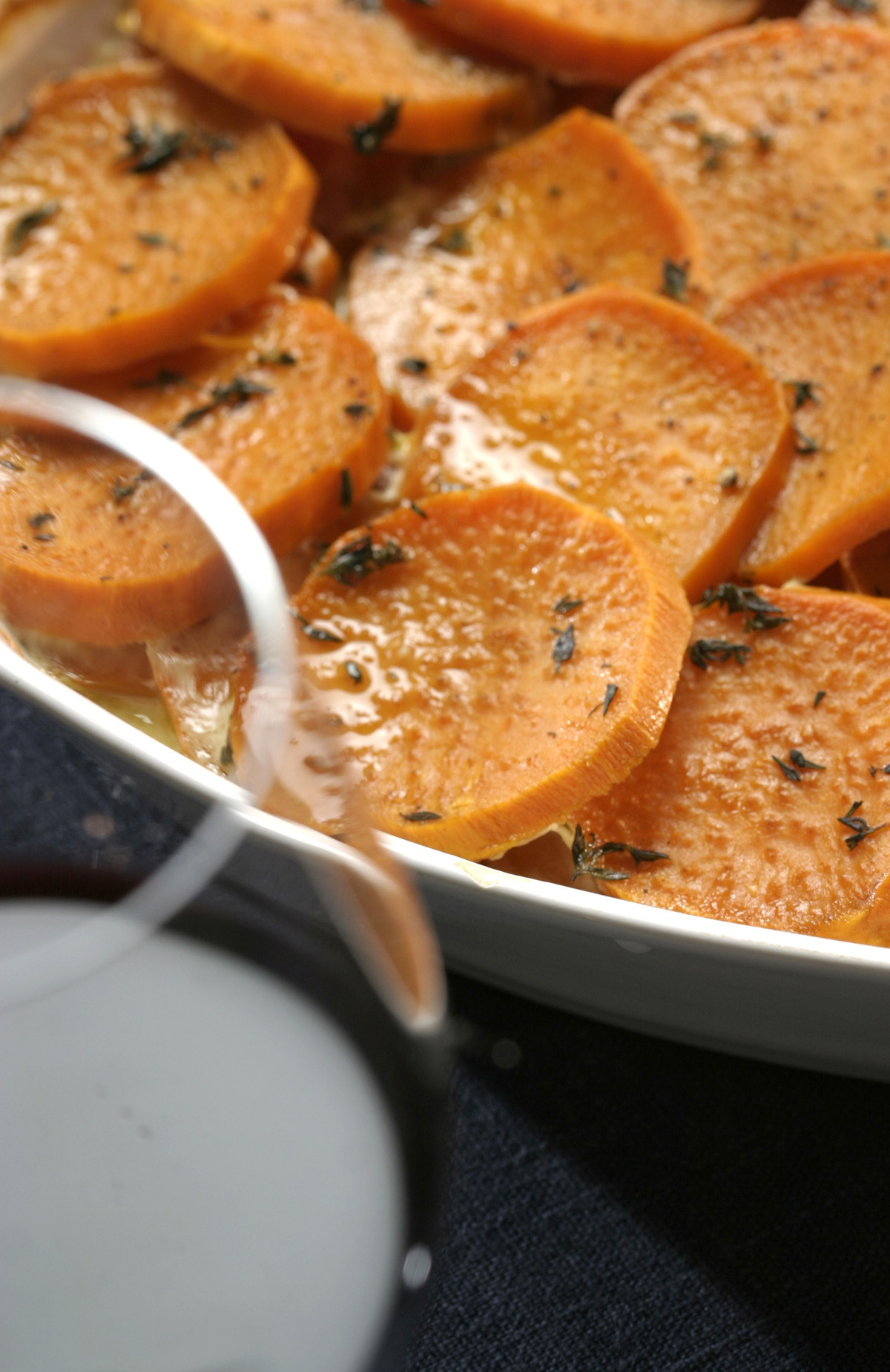 Photos: 97 great Thanksgiving recipes - Sweet potato gratin
