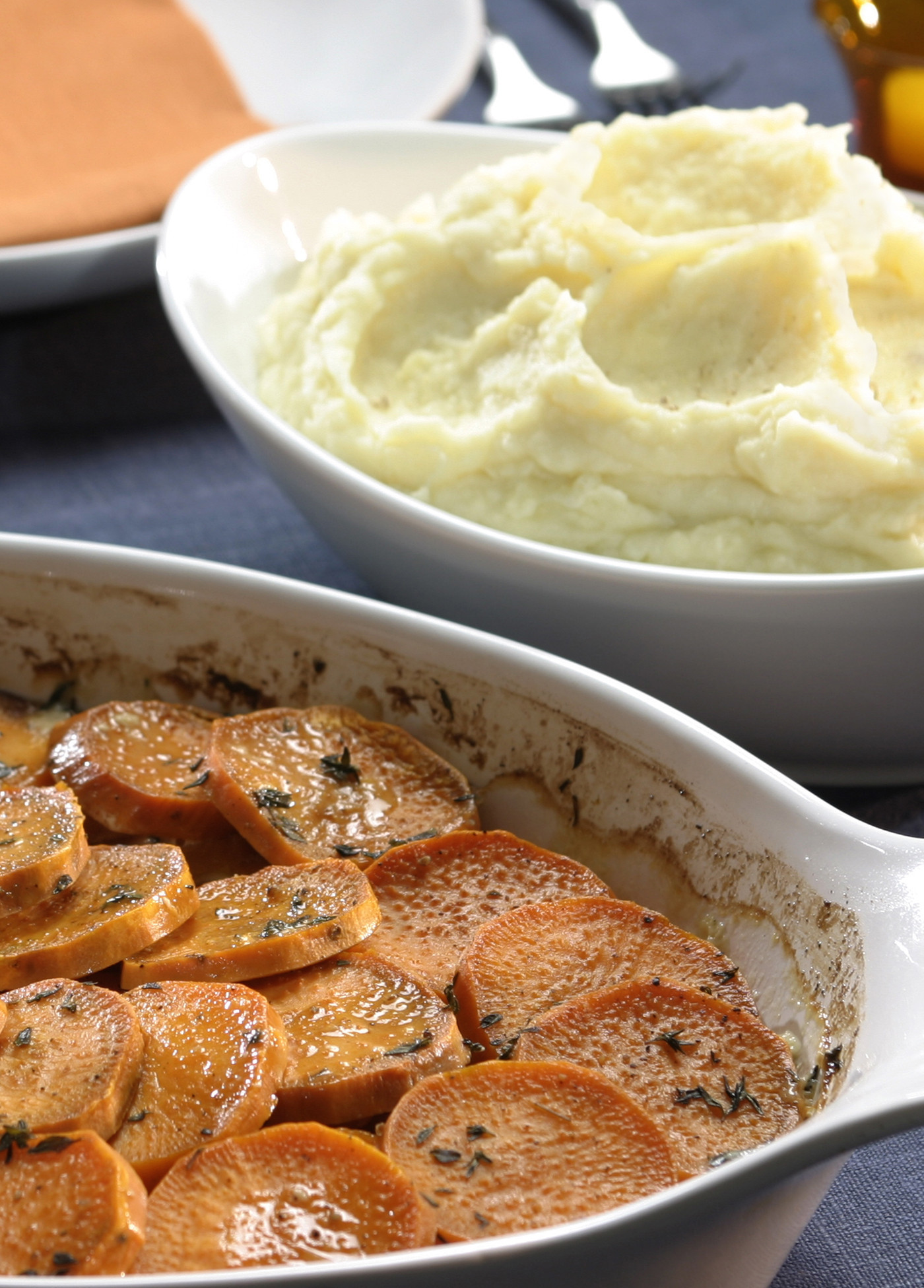 Photos: 97 great Thanksgiving recipes - Creamy mashed potatoes