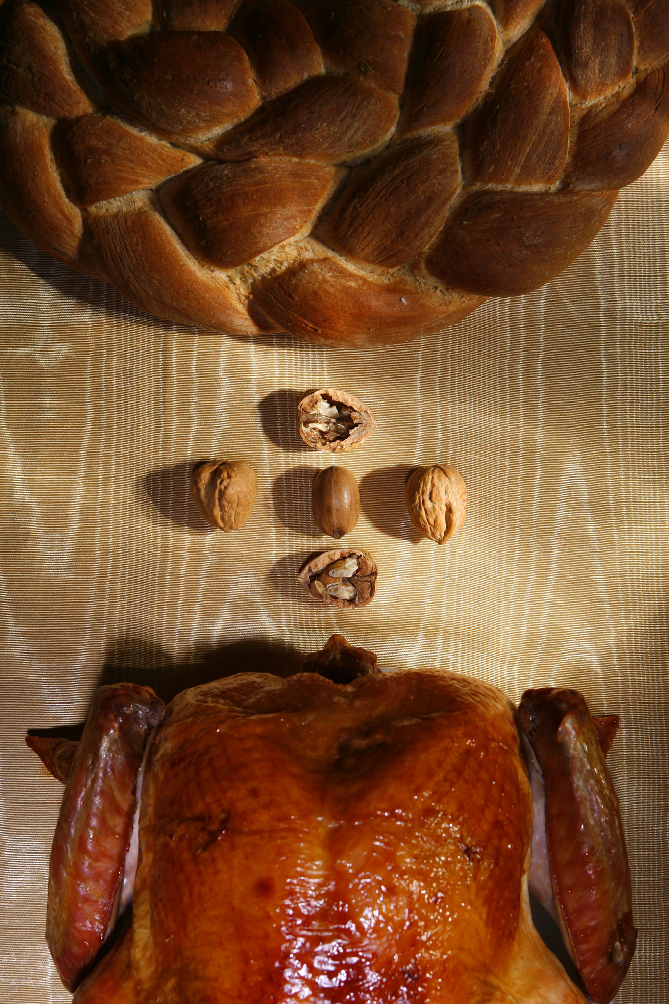 Photos: 97 great Thanksgiving recipes - Braided bread