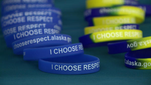 October is Domestic Violence Awareness Month in Alaska.