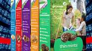 It's the same great taste but with a different look. Girl Scout cookie boxes are getting a makeover for the upcoming sales season.