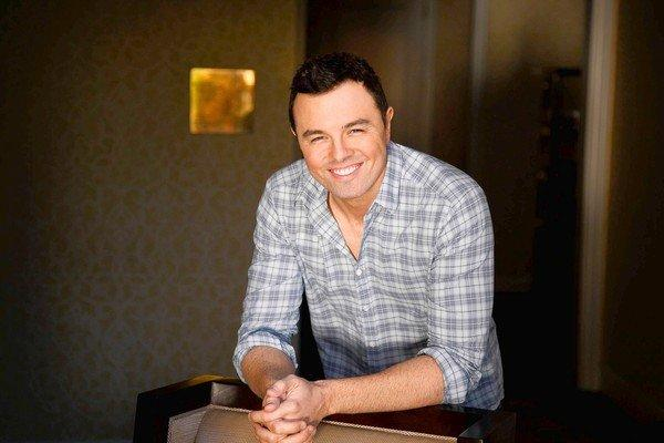 Seth MacFarlane will host the Oscars in February.