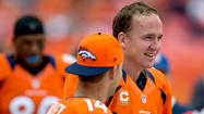 New city, new team, same Peyton Manning.