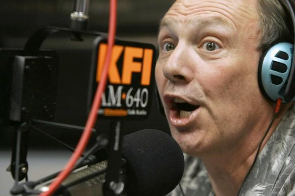 KFI has long filled the morning drive slot with host Bill Handel.