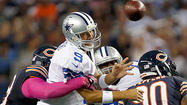 Week 4 photos: Bears 34, Cowboys 18