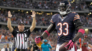 Bears pick off Cowboys 34-18, improve to 3-1