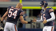 ARLINGTON, Texas — In his sights, Lance Briggs saw an open field as vast as the possibilities suddenly in front of the Bears.