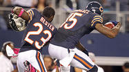 At least Cutler's latest dis comes during win