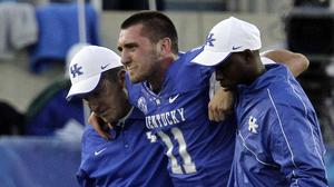 UK Football: Phillips looks to freshmen to replace QB Smith