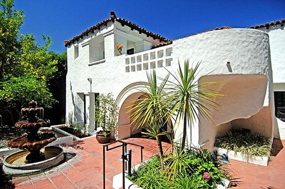 Actor Charlie Sheen and his wife, Brooke, have listed their 1927 Mediterranean in Los Feliz at $3,697,000. The Sheens have spent the past year restoring the gated villa, which has four bedrooms and 4 1/2 bathooms in 4,179 square feet.